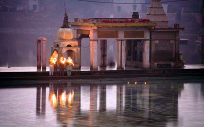 The Highest Position of Sri Radha Kunda