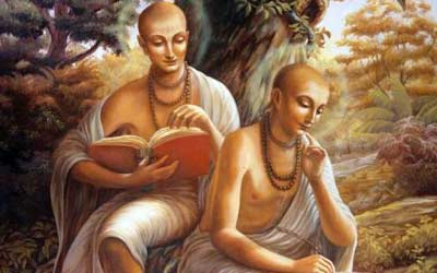 Radhanath Swami On The Goswami Brothers