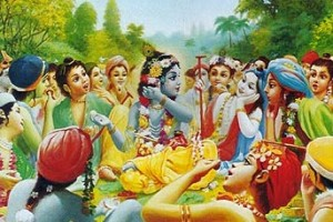 Radhanath Swami on Krishna Enjoys Lunch With His Friends