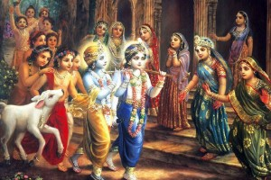 Radhanath Swami on Wives of the Brahmanas Achieve Perfection