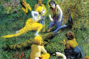 Radhanath Swami on Krishna's perfect Reciprocation