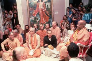Radhanath Swami on Getting Prabhupada's Association