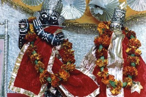 Radha Vinod revealed – by H.H Radhanath Swami
