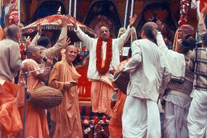 Radhanath Swami on Higher Taste Comes by Krishna's Grace