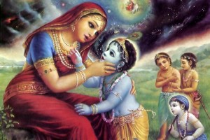 Radhanath Swami on Krishna eating dirt