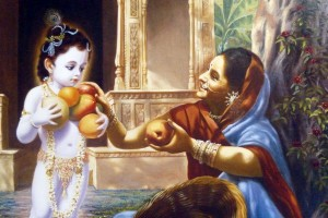Radhanath Swami on Krishna's Mercy to Fruit Vendor