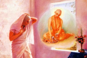 Radhanath Swami on Saci mata's distress
