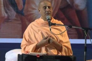 "Radhanath Swami speaking on ""Enchanting Pastimes of Child Nimai"" 2012 yatra, Mayapur, Day 5"
