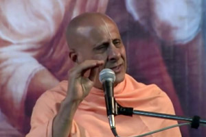 "Radhanath Swami speaking on ""Appearance Of The Lord Gaur Candra"" 2012 yatra, Mayapur, Day 4"
